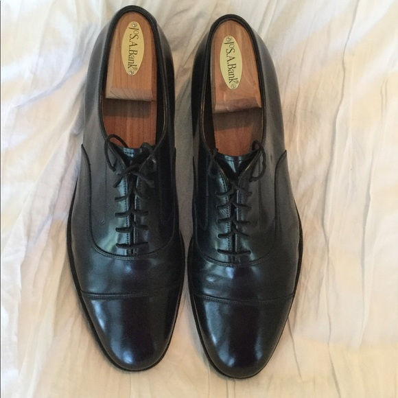 Johnston Murphy Shoes Johnston Murphy Melton Black Dress Shoe